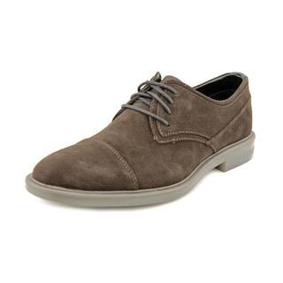 Calvin Klein Men's 'Upton ' Regular Suede Dress Shoes