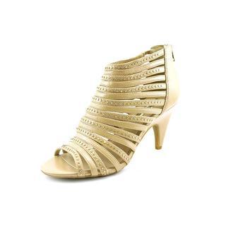 INC International Concepts Women's 'Gace2' Leather Sandals