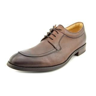J.D.Fisk Men's 'Axel' Leather Dress Shoes