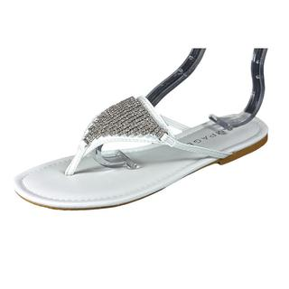 Rampage Women's 'Rivera' Man-Made Sandals