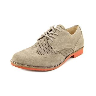 J.D.Fisk Men's 'Seeley' Regular Suede Casual Shoes