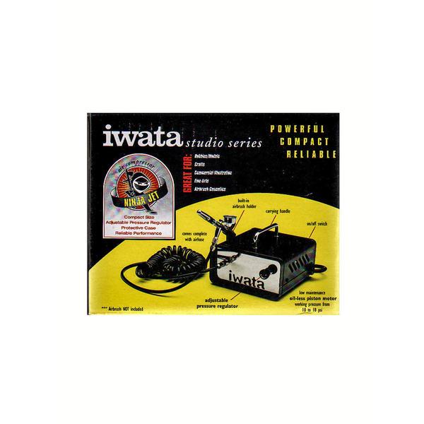 Iwata Ninja Jet air compressor 14493718