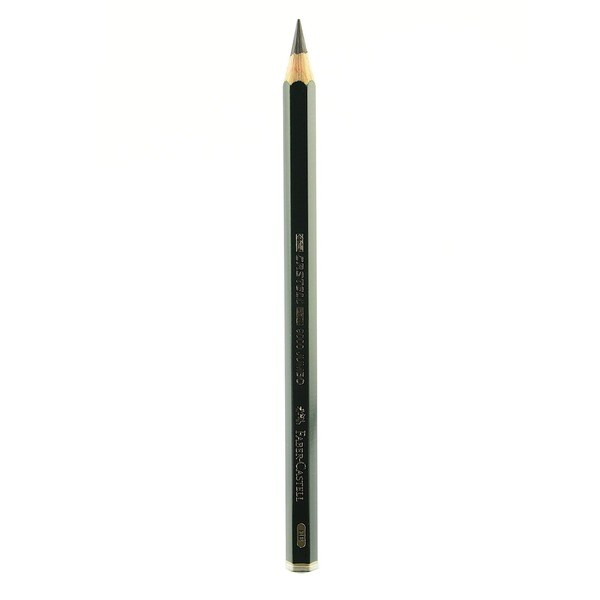 Faber-Castell 9000 Jumbo Graphite Pencils (Pack of 12)