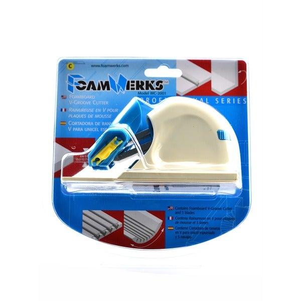 FoamWerks V-Groove Cutter