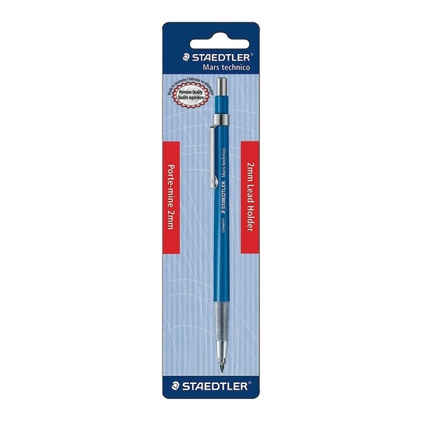 Staedtler Mars Technico 2 mm Lead Holder (Pack of 2)