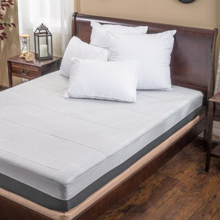 Christopher Knight Home Flow 9-inch Queen-size Gel Memory Foam Mattress