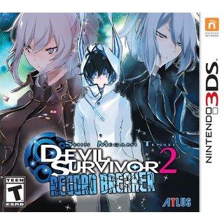 Nintendo 3DS - Shin Megami Tensei: Devil Survivor 2 Record Breaker