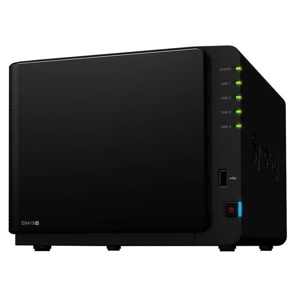Synology DiskStation DS415+ NAS Server