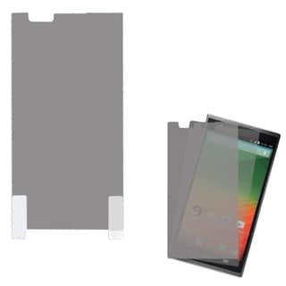 INSTEN Clear Screen Protector For ZTE Zmax (Pack of 2)