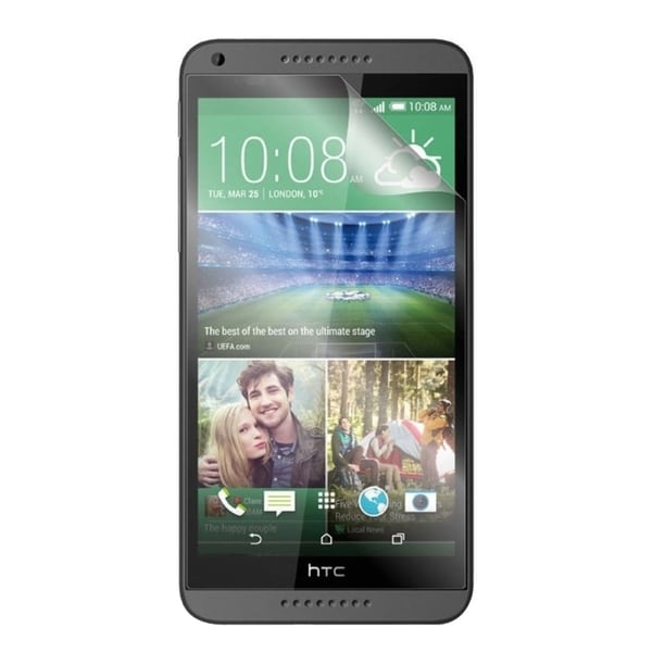 INSTEN Clear Screen Protector For HTC Desire 816