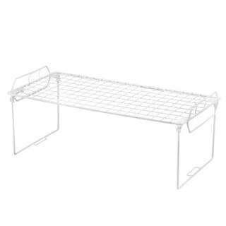 22-inch Metal Stacking Shelf