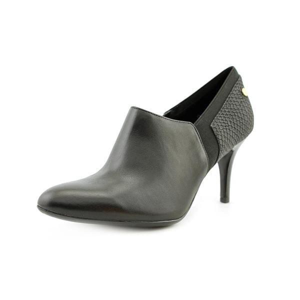 Calvin Klein Women's 'Jeanine' Leather Boots 14495659