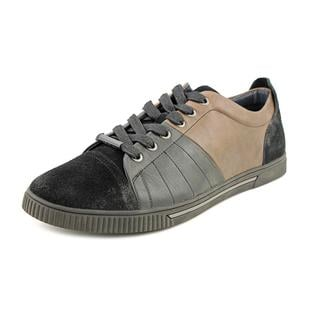 Kenneth Cole Reaction Men's 'Fence-ing match L' Leather Athletic Shoe (Size 11.5 )