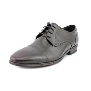 Kenneth Cole Reaction Men's 'Deter-Min-Ed ' Leather Dress Shoes (Size 10 )