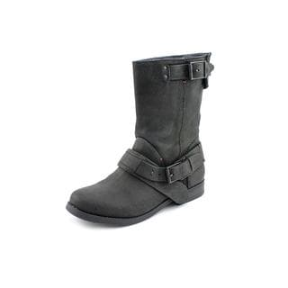 Calvin Klein Jeans Women's 'Cadence' Leather Boots (Size 9.5 )