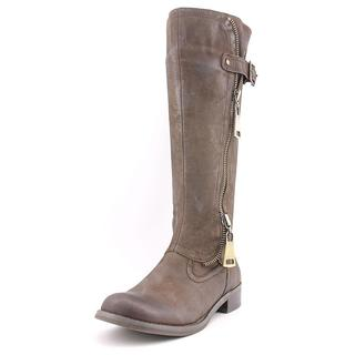 Two Lips Women's 'Jersey' Leather Boots (Size 7 )