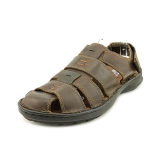Clarks Men's 'Swing Sky' Leather Sandals (Size 8 )
