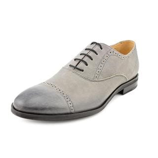 J.D.Fisk Men's 'Gamble' Leather Dress Shoes