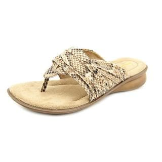 Naturalizer Women's 'Joi' Synthetic Sandals