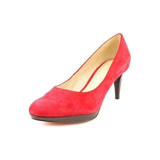 Cole Haan Women's 'Chelsea Low Pump' Regular Suede Dress Shoes