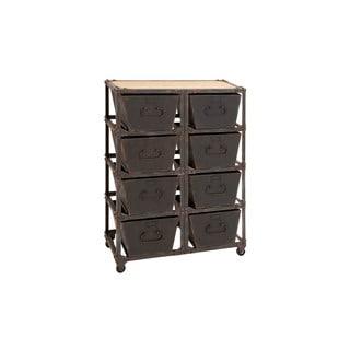 Metal Wheeled Cabinet