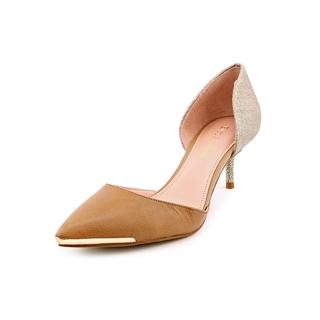 Enzo Angiolini Women's 'Gold Ring' Leather Dress Shoes