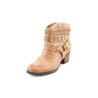 Jessica Simpson Women's 'Currie' Leather Boots (Size 5.5 )