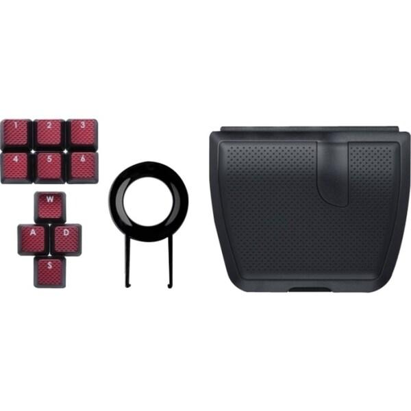 Corsair FPS Backlit Key Caps, Keycap Puller, and Palm Rest