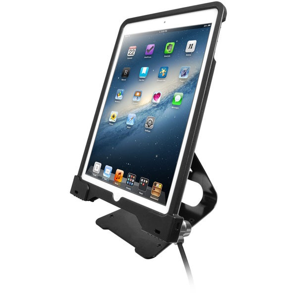 Anti-theft Security Case with Stand for iPad Air and iPad Air 2