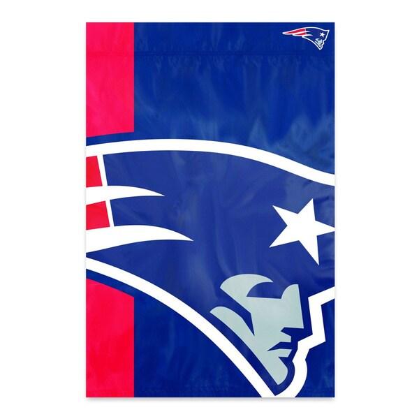 Patriots 2'x3' Bold Logo Banner 14497689