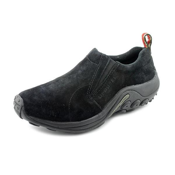 Merrell Men's 'Jungle Moc' Nubuck Athletic Shoe - Wide (Size 8 )