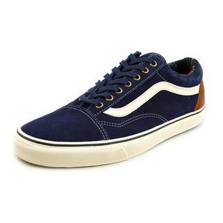Vans Men's 'Old Skool' Regular Suede Athletic Shoe