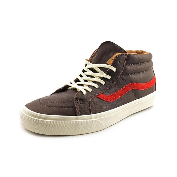 Vans Men's 'SK8 Mid' Leather Athletic Shoe