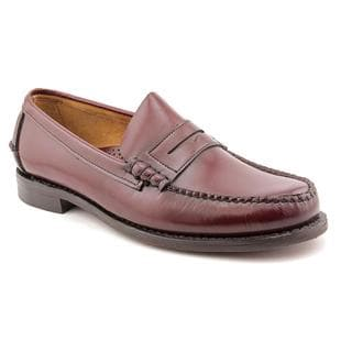 Sebago Men's 'Classic' Leather Casual Shoes - Wide (Size 11.5 )