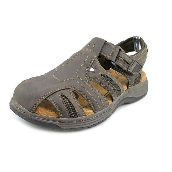 Nunn Bush Men's 'Ripley' Man-Made Sandals (Size 8 )
