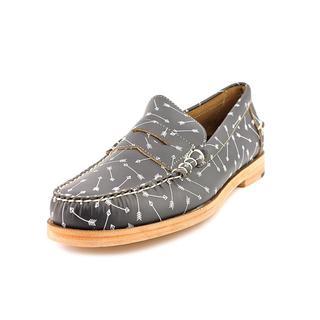 J.D.Fisk Men's 'Kato' Leather Casual Shoes