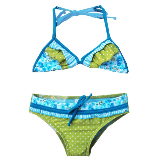 Azul Swimwear 'Ruffled Up' Bikini