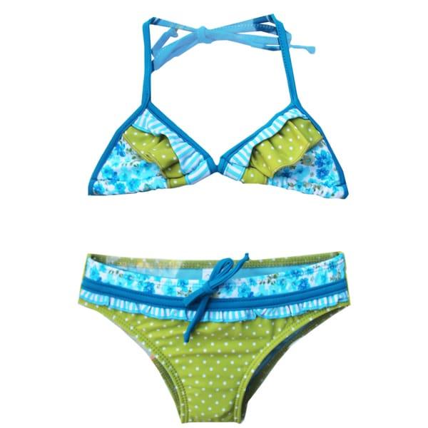 Azul Swimwear 'Ruffled Up' Bikini 14500287