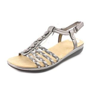 Easy Spirit Women's 'Loris' Faux Leather Sandals