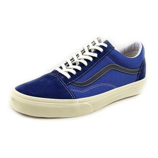 Vans Men's 'Old Skool' Leather Athletic Shoe