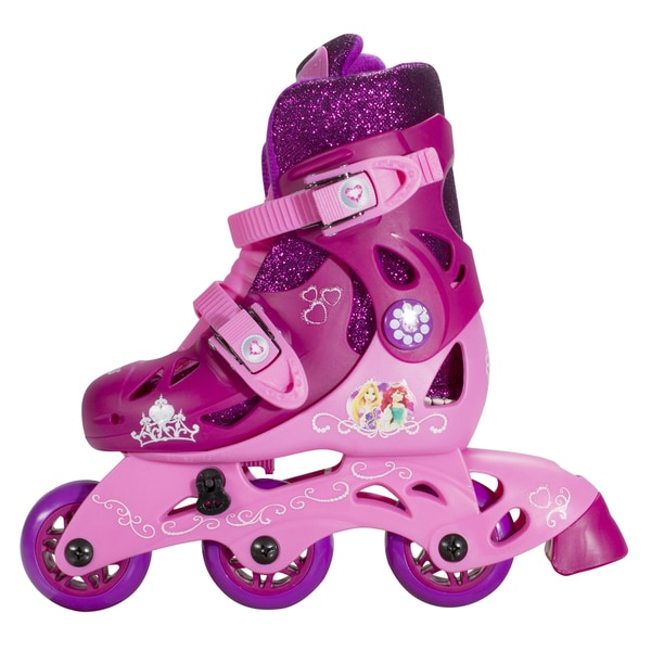 Disney Princess Convertible 2-in-1 Kids Skate