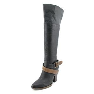 Steve Madden Women's 'Rockie' Leather Boots (Size 10 )