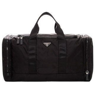 Prada Nylon Travel Duffel