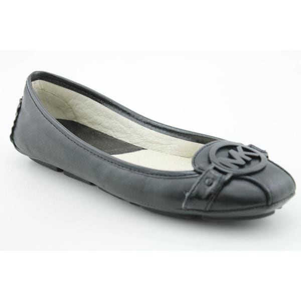 Michael Kors Women's 'Fulton Moc' Leather Casual Shoes