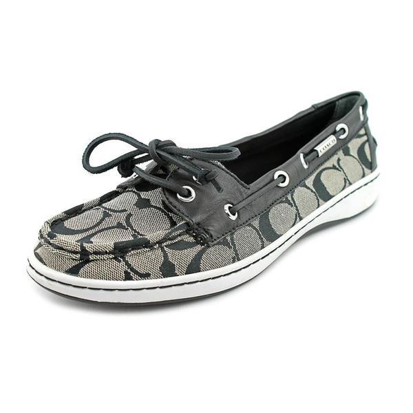 coach s richelle basic textile casual shoes size