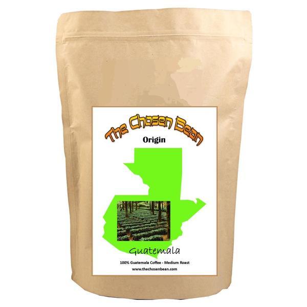 Guatemala - Medium Roast Gourmet Ground Bean Coffee Sample Pack