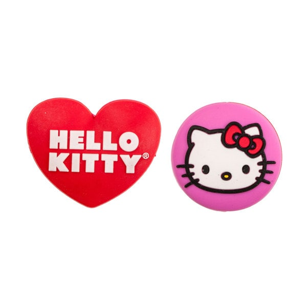 Hello Kitty Face and Heart Tennis Vibration Dampeners 14502293