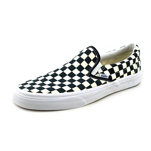 Vans Men's 'Classic Slip-On' Canvas Athletic Shoe