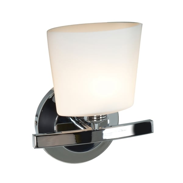 Access Lighting Sydney 1-light Thea Glass Vanity