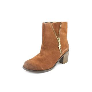 Betsey Johnson Women's 'Mandda' Regular Suede Boots (Size 6 )